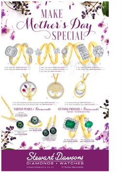 Offers from Stewart Dawsons in the Auckland special