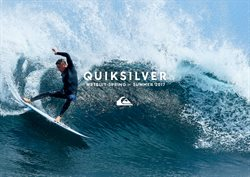 Sport offers in the Quiksilver catalogue in Auckland