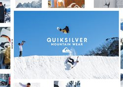 Offers from Quiksilver in the Auckland special