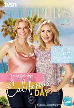 TVSN catalogue ( 8 days left )