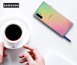 Electronics & Appliances offers in the Samsung catalogue ( 3 days left)