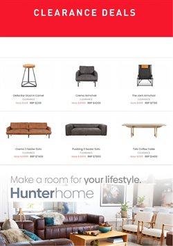 Hunter Furniture catalogue ( 2 days ago )