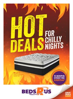 Offers from Beds R Us in the Auckland special