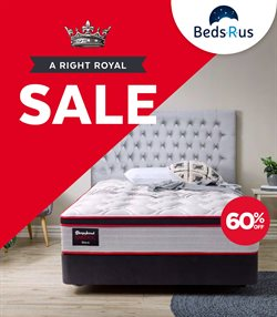Beds R Us catalogue ( Expires today )