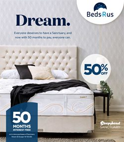 Beds R Us catalogue ( Expired )