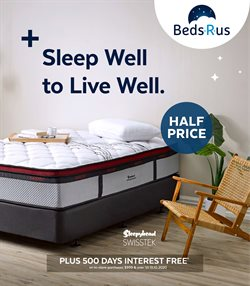 Beds R Us catalogue ( 22 days left )