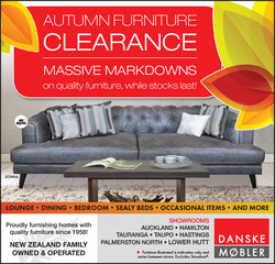 Offers from Danske Mobler in the Hastings special