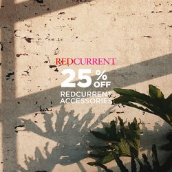 Redcurrent catalogue ( Expired )