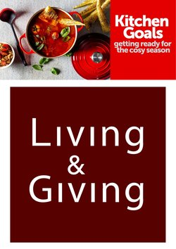 Living & Giving offers in the Living & Giving catalogue ( Expires tomorrow)