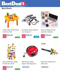 Offers from Best Deals in the Auckland special