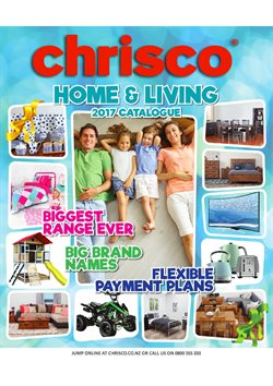 Offers from Chrisco Hampers in the Auckland special