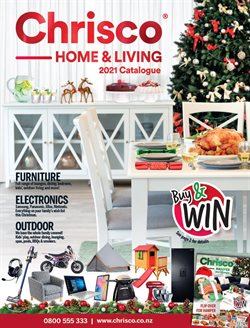 Chrisco Hampers offers in the Chrisco Hampers catalogue ( More than a month)