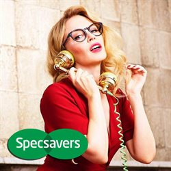 Offers from Specsavers in the Masterton special