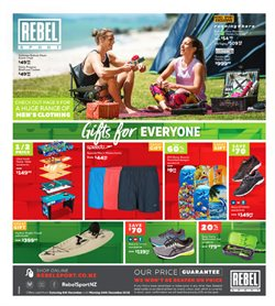 Offers from Rebel Sport in the Lincoln special