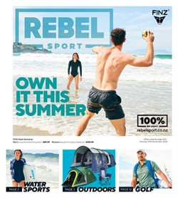 Rebel Sport catalogue ( Expired )