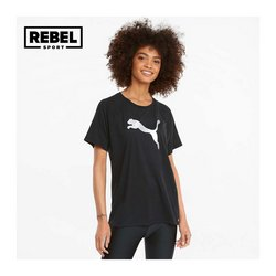 Sport offers in the Rebel Sport catalogue ( 3 days left)