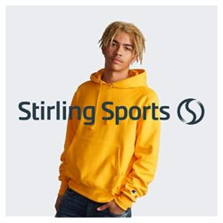 Sport offers in the Stirling Sports catalogue in Auckland