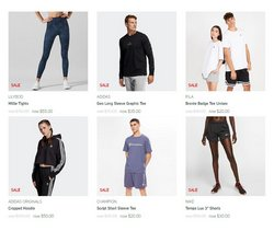 Adidas offers in the Stirling Sports catalogue ( Expires today)