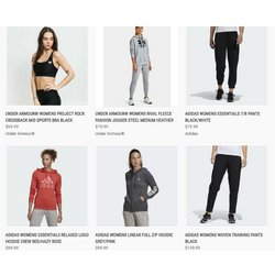 Adidas offers in the Sportsworld catalogue ( 6 days left)