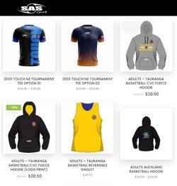 SAS Sport catalogue ( 4 days left )