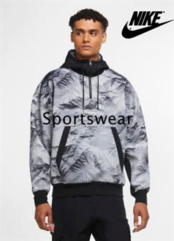 Sport offers in the Nike catalogue in Wellington ( 4 days left )