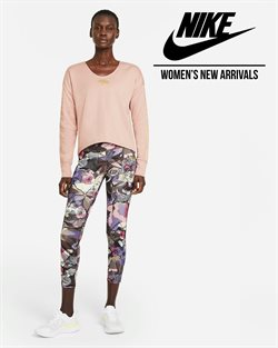 Sport offers in the Nike catalogue ( 2 days left)