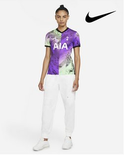Sport offers in the Nike catalogue ( 7 days left)