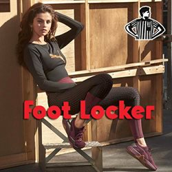 Offers from Foot Locker in the Christchurch special