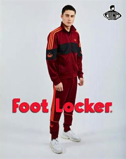 Foot Locker catalogue ( More than a month )