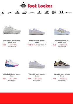 Foot Locker offers in the Foot Locker catalogue ( Expired)