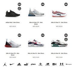 Adidas offers in the Foot Locker catalogue ( Expires tomorrow)