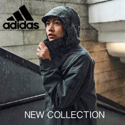 Sport offers in the Adidas catalogue ( 15 days left )