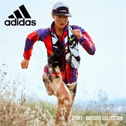 Adidas offers in the Adidas catalogue ( 19 days left)