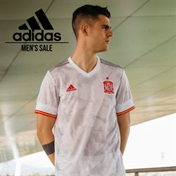 Sport offers in the Adidas catalogue ( 18 days left)