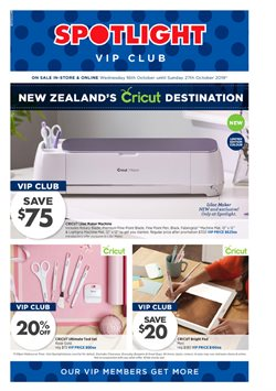 Offers from Spotlight in the Christchurch special