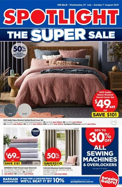 Homeware & Furniture offers in the Spotlight catalogue ( 6 days left)