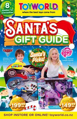 Kids, toys & babies offers in the Toyworld catalogue in Auckland