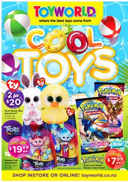 Toyworld catalogue ( Expires tomorrow )