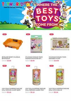 Toyworld catalogue ( Expired )
