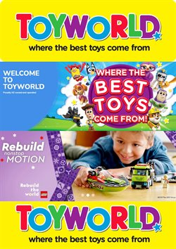Babies, Kids & Toys offers in the Toyworld catalogue in Auckland ( Expires today )