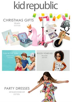 Clothing, shoes & accessories offers in the Kid Republic catalogue in Auckland