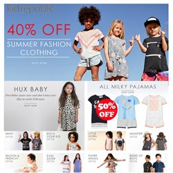 Offers from Kid Republic in the Auckland special