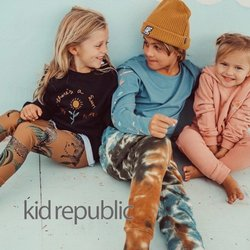 Clothes, Shoes & Accessories offers in the Kid Republic catalogue ( Expires tomorrow)