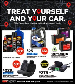 Repco catalogue ( 2 days left )