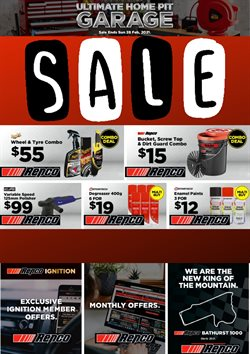 Repco catalogue ( 3 days left )