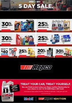 Repco catalogue ( Expired )