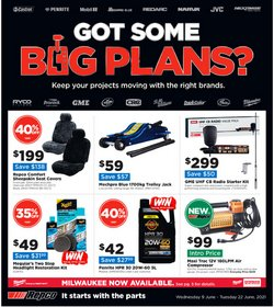Cars, Motorcycles & Spares offers in the Repco catalogue ( 6 days left)