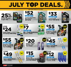 Cars, Motorcycles & Spares offers in the Repco catalogue ( 4 days left)