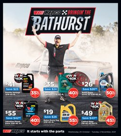 Cars, Motorcycles & Spares offers in the Repco catalogue ( 11 days left)