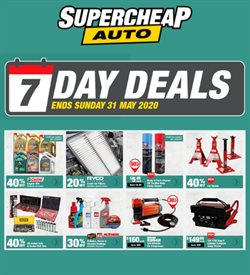SuperCheap Auto catalogue ( Expires today )